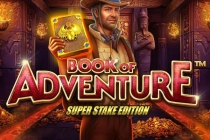 Book of Adventure: Super Stake Edition